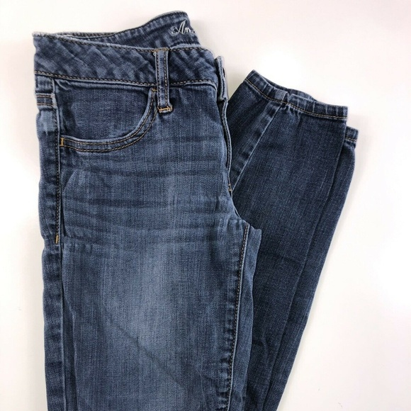 American Eagle Jegging Low Rise Jeans AY35 CY27